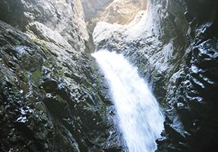 zapata waterfall